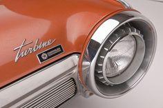 Chrysler Turbine Car (Ghia), 1963 - Headlight