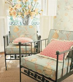 Thibaut Wallpaper and Fabrics.