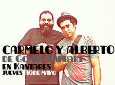 Carmelo y Alberto.