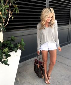 Casual Spring Weekend Outfit Ideas 89 50 Stylish and Casual Weekend Outfits Summer Ideas Aksahin Jewelry 5 Summer Weekend Outfit, Weekend Style, Weekend Fashion, Summer Mom Outfits, Spring Outfits Women Over 30, Mode Outfits, Casual Outfits, Fashion Outfits, Womens Fashion