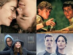 Which Young Adult Book Character Would You Be? I'm Katniss Everdeen and it describes me perfectly.