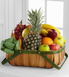 FTD Thoughtful Gesture Fruit Basket - PREMIUM  Price: 64.90