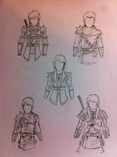 Ninjago Zen Outfits- updated by joshuad17.deviantart.com on @deviantART