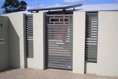 Aluminium Gates Suncoast Coast, Brisbane and Gold Coast