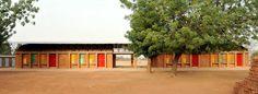 Kéré Architecture :: School Extension / Gando / Burkina Faso