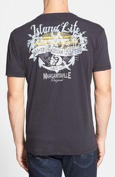 Margaritaville  Island Life  Cotton Jersey T-Shirt  c5dede21066db
