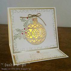 Embellished Ornaments Luminere
