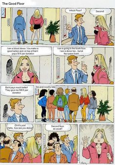 Daily Humor - Enjoy The Laughs Sexy Cartoons, Comics Und Cartoons, Funny Comics, Hilarious, Funny Humor, Funny Images, Best Funny Pictures, Beste Comics, Hilarious Pictures