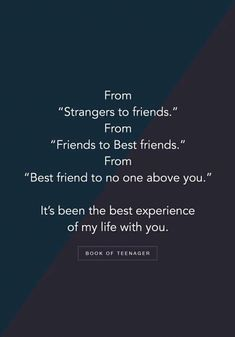 And then to strangers life happened 😢 Friend Love Quotes, Besties Quotes, Love Quotes For Him, School Life Quotes, Teenager Quotes About Life, Best Friendship Quotes, Memories Quotes, Heartfelt Quotes, Reality Quotes