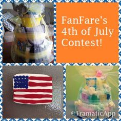 Mona won 2nd place on our Fourth of July Contest! Don't miss out on our next one!