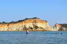 Zakynthos, Gerakas beach