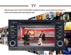 Android 4.4.4 2002-2008 Audi A4 S4 RS4 système de navigation autoradio aftermarket TV