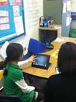 Jamestown Elementary School iPad Integration Project