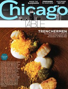 Trencherman Restaurant - WP - Cool Cocktails