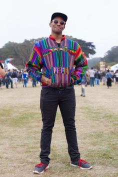 Festival Fashion! 12 Sizzling Snaps From Outside Lands #Refinery29