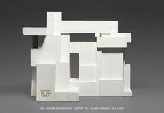 GEORGES VANTONGERLOO   Emmanuelle et Laurent Beaudouin  - Architectes