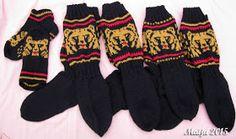 -maijun- tekeleitä: Valmistuneita Crotchet, Gloves, Knitting, Winter, Fashion, Winter Time, Moda, Tricot, Fashion Styles