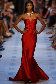 Zac Posen Spring 2013 Ready-to-Wear Collection