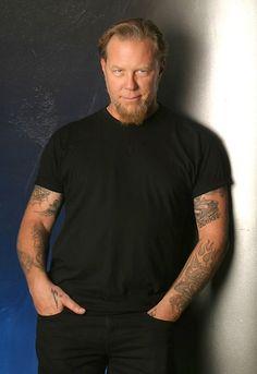 James Hetfield by Jens Berger