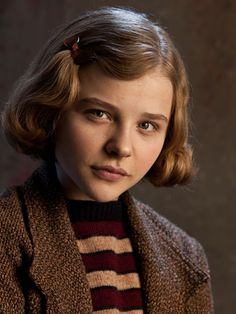 Isabelle from the movie Hugo.