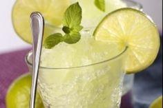 Granité de citron au limoncello 1pp