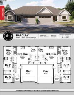 45 Best Multi family homes images in 2018   Duplex floor