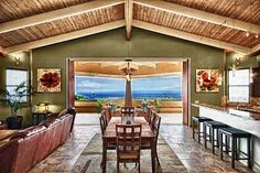 Dream with me... if this was your table and this was your view and you could have the 7 dream guests to join you ... who would you invite?  Now play for real.  This could be your home.  bigislandreale.com has all your big island hawaii life dreams covered.  What are you waiting for?  bigislandreale.com  .... just sayin'