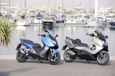 BMW richiama gli scooter C 600 Sport e C 600 GT