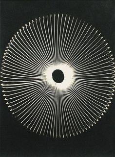 Man Ray, Untitled Rayogram, 1959.