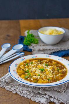 Kartoffel-Zwiebel-Suppe mit Bergkäse 3