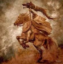 dacian warrior with dracones flag Ancient Rome, Ancient Art, Indian Chief Tattoo, History Of Romania, Linocut Prints, Art Prints, Block Prints, Book Of Kells, Knife Art