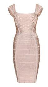 Bandage dress by Hervé Léger