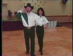 Country Two Step Workshop - Robert Royston - YouTube