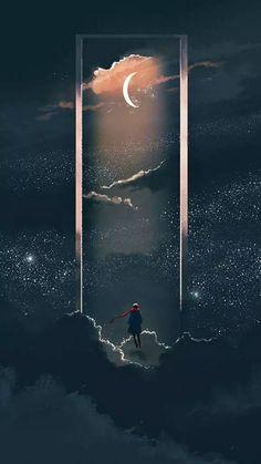 a las puertas del cielo