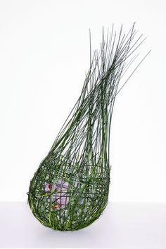 High green floral bouquet ~ Mark Pampling, Australia