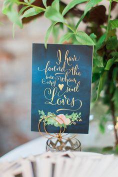 wedding paper goods - photo by Sophie Kawalek Photography http://ruffledblog.com/european-elegance-wedding-ideas