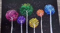 Toddler Crafts, Preschool Crafts, Crafts For Kids, Kids Diy, Creative Arts And Crafts, Creative Ideas For Art, Diy Crafts Hacks, Diy Canvas Art, Art Activities