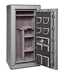 Winchester Legacy Premier 26-11-E Gun Safe; 28 Gun Capacity (Granite) (Electronic Lock) Review