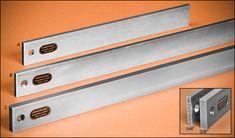 Veritas® Steel Straightedges - Lee Valley Tools