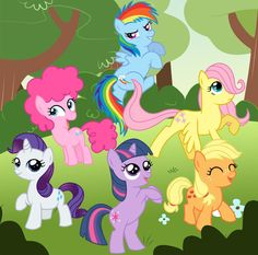 Equestria Daily: Story: A World Without Rainbows (Updated Act 3 ...