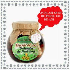IUBESC VIATA: Dulceata de nuci verzi traditional romaneasca