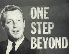 ONE STEP BEYOND. Aired 1959-1961