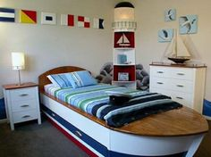Nautical Kids Room Lamp Nautical Theme Baby Boy Room Pinterest