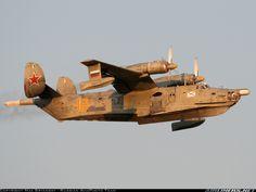 Бериев Бе-12ПС Чайка.