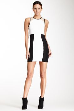 Maddie Colorblock Dress