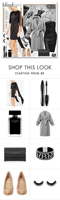 """YOINS IX"" by ozlem-ozcanb ❤ liked on Polyvore featuring Lancôme, Narciso Rodriguez, Valentino, Blue Nile, women's clothing, women, female, woman, misses and juniors"