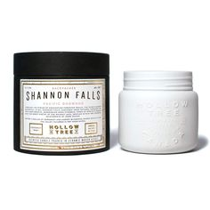 "From Hollow Tree 1871's ""Backpacker"" collection, we introduce the ""Shannon Falls"" coconut wax candle -- available at Labrador Supply Co."
