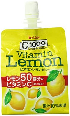 House C1000 Lemon Jelly Drink 633 Ounce *** For more information, visit image link.