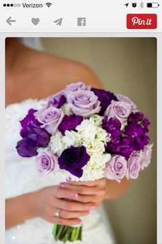 Love different purples