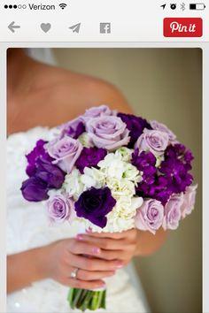 Love different purples